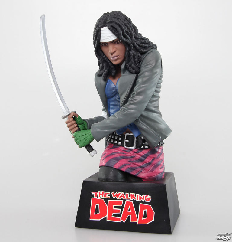pokladnička The Walking Dead - Michonne - DIAMJUN142081