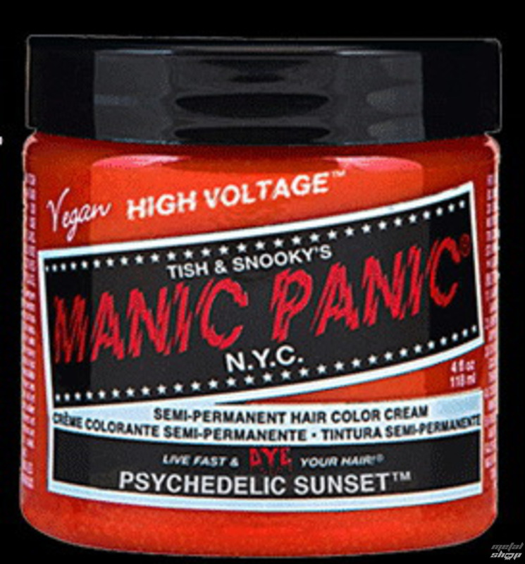 barva na vlasy MANIC PANIC - Classic - Psychedelic Sunset