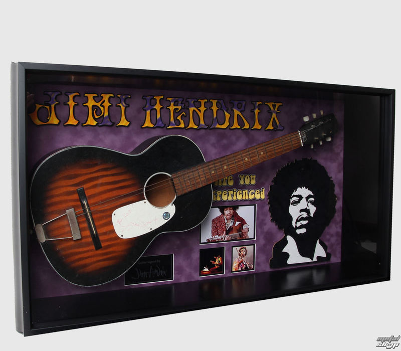 kytara s podpisem Jimi Hendrix - ANTIQUITIES CALIFORNIA - 1458796