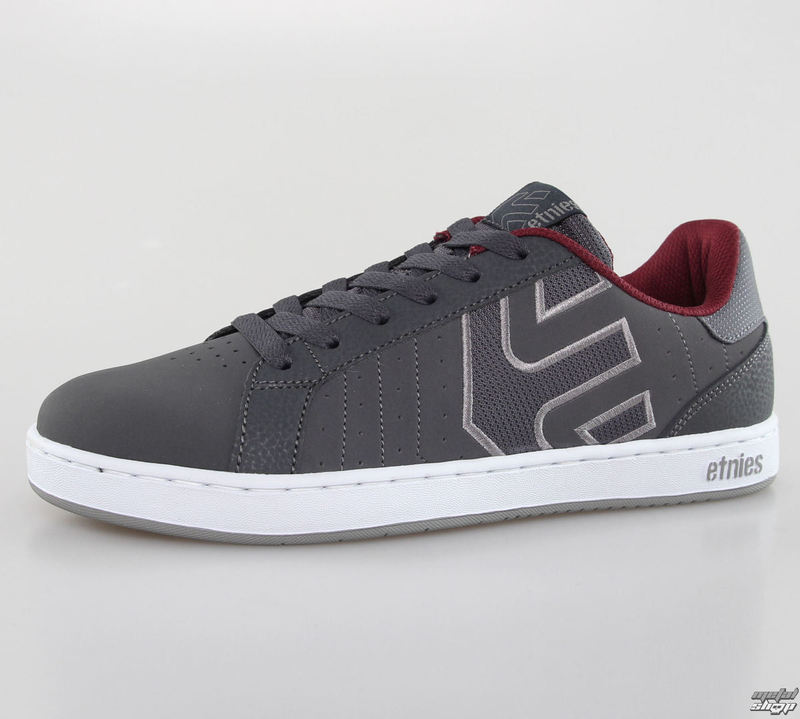 boty pánské ETNIES - Fader LS 021 - Dark/Grey
