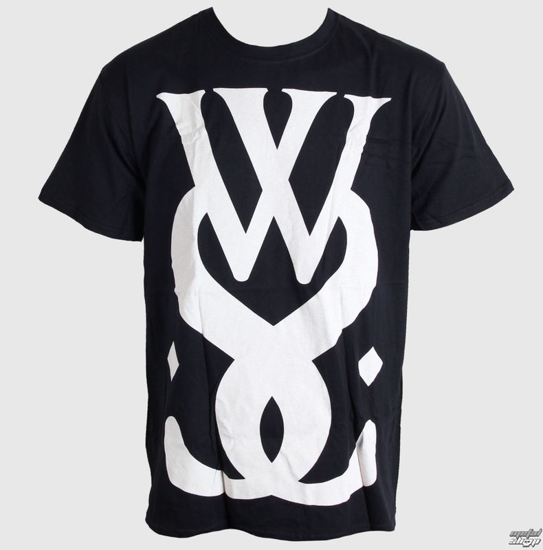 1c9c7d086e2 tričko pánské While She Sleeps - WSS Logo - ROCK OFF - WSSTS02MB ...