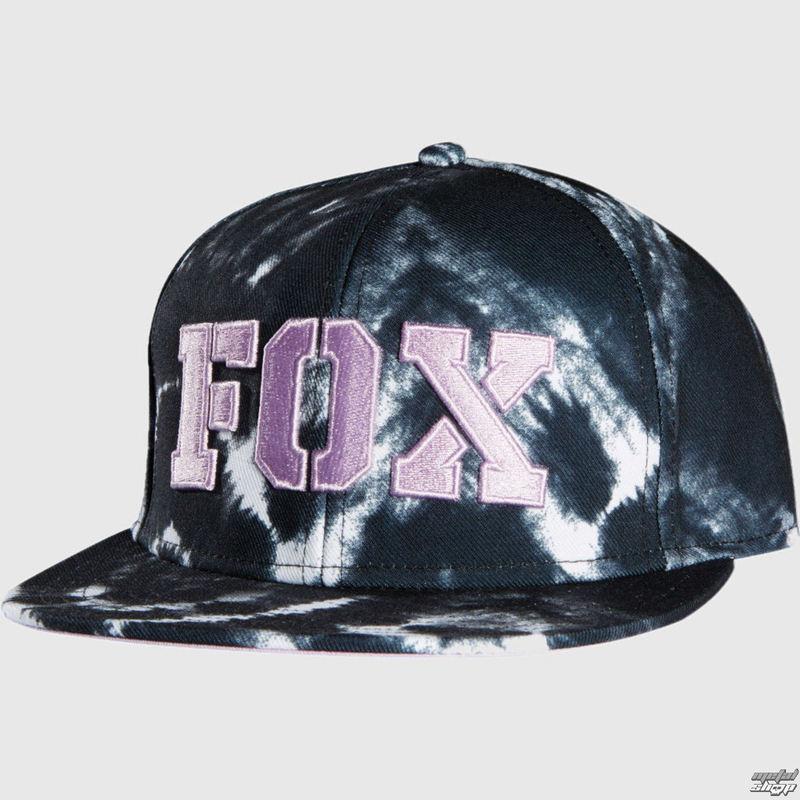 kšiltovka FOX - Free Fallin - OS BLK