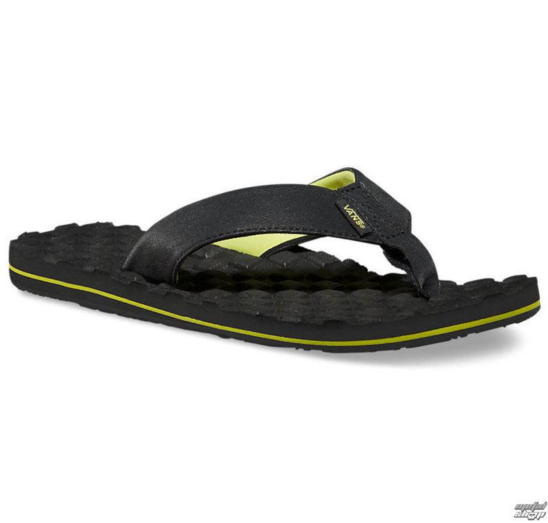 sandály pánské VANS - NEXPA CHECK - Black/Sulphur - VVNXFRF