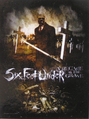 vlajka Six Feet Under