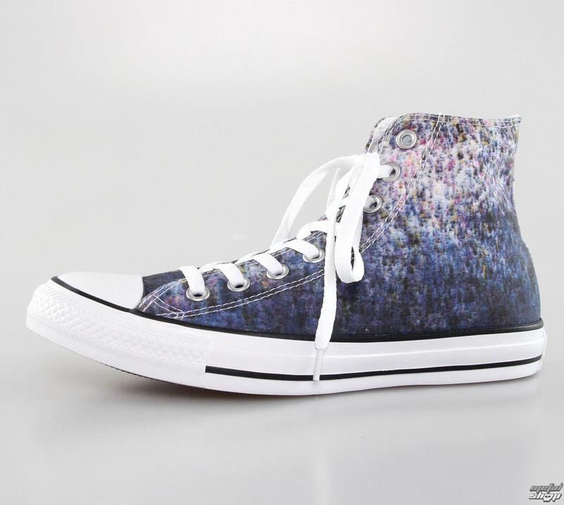 boty dámské CONVERSE - Chuck Taylor All Star - White/Multi - C547259