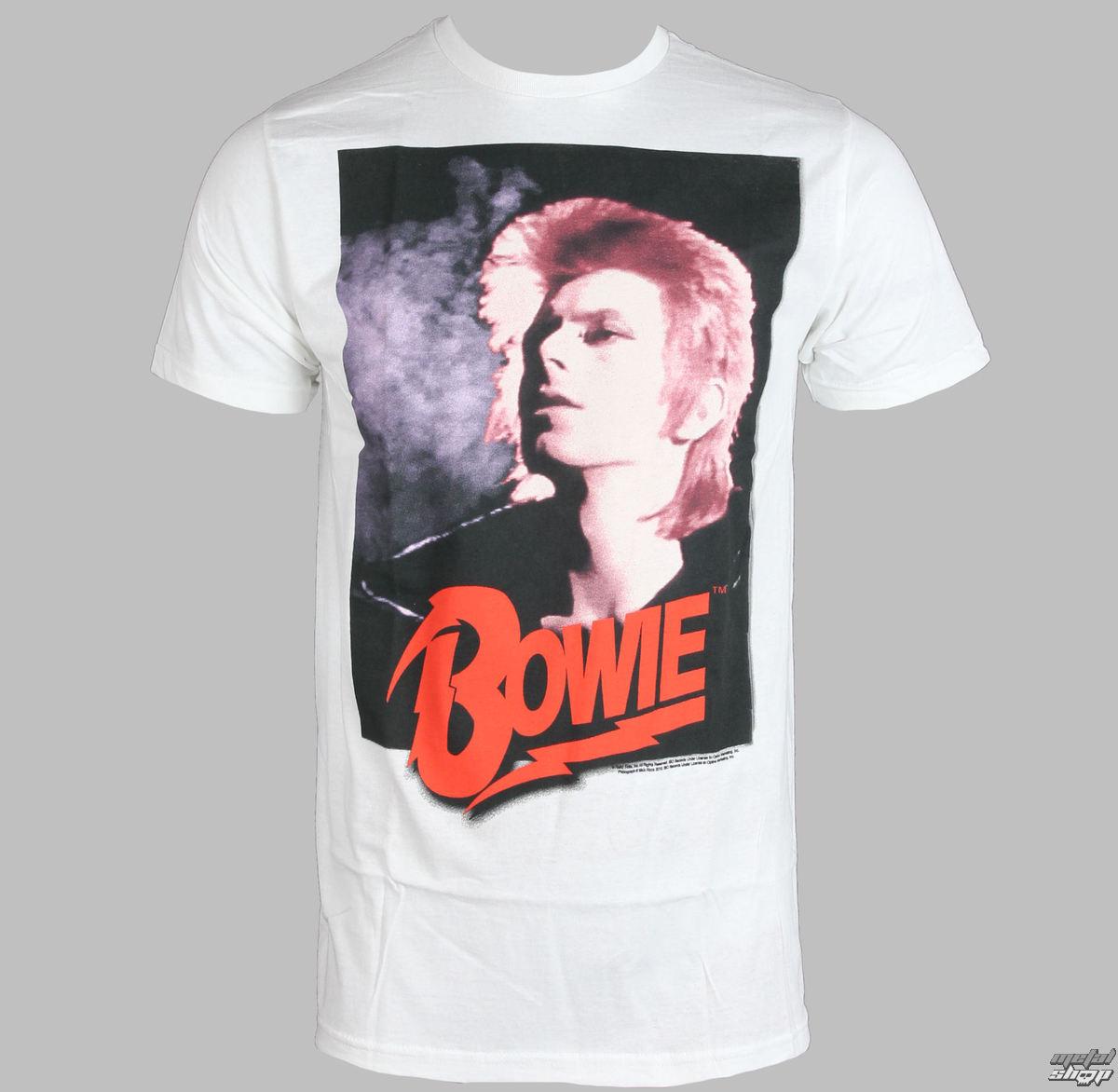 tričko pánské David Bowie - Retro Bowie - BRAVADO - DVB1006