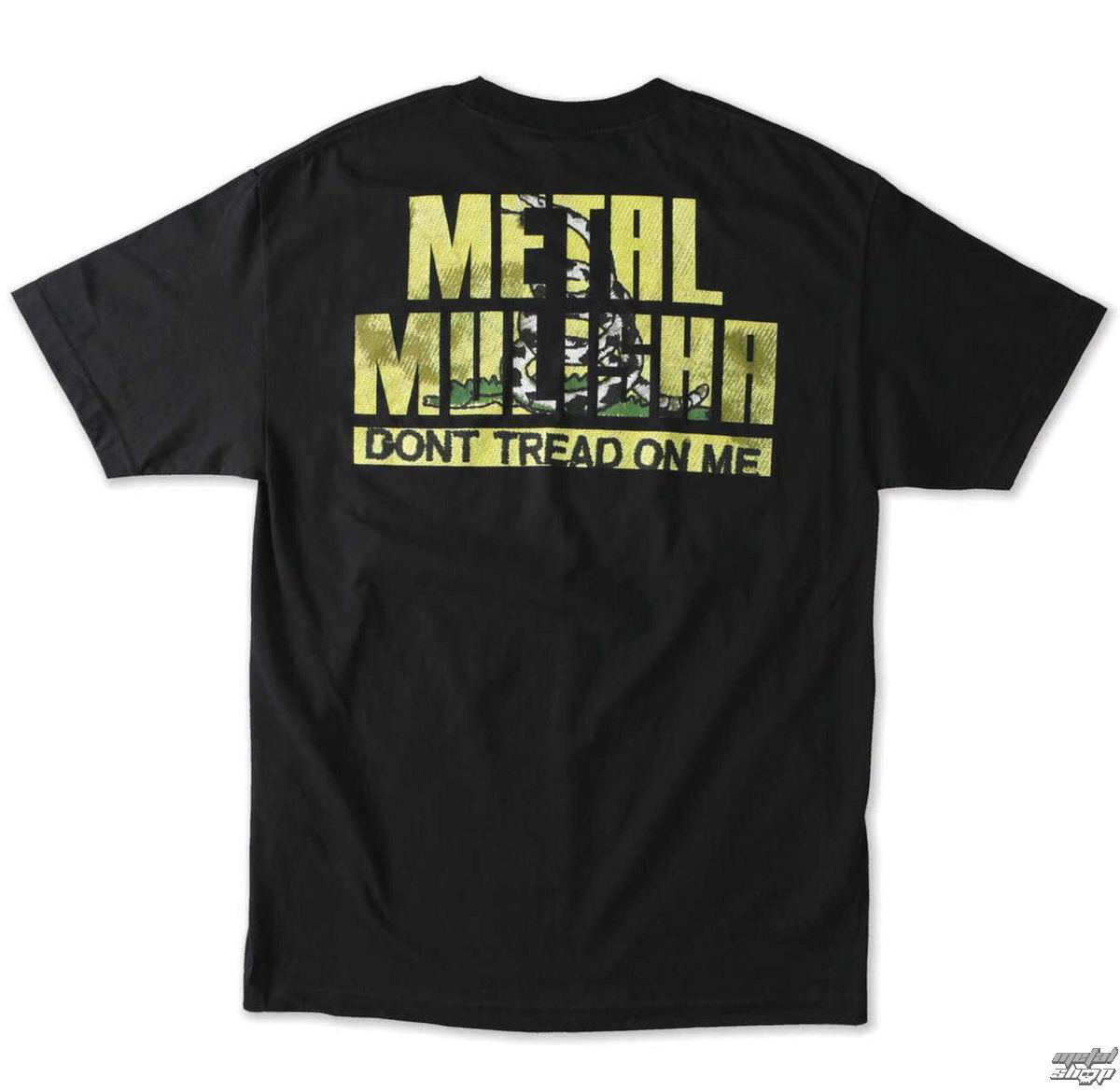 tričko pánské METAL MULISHA - TREAD - BLK