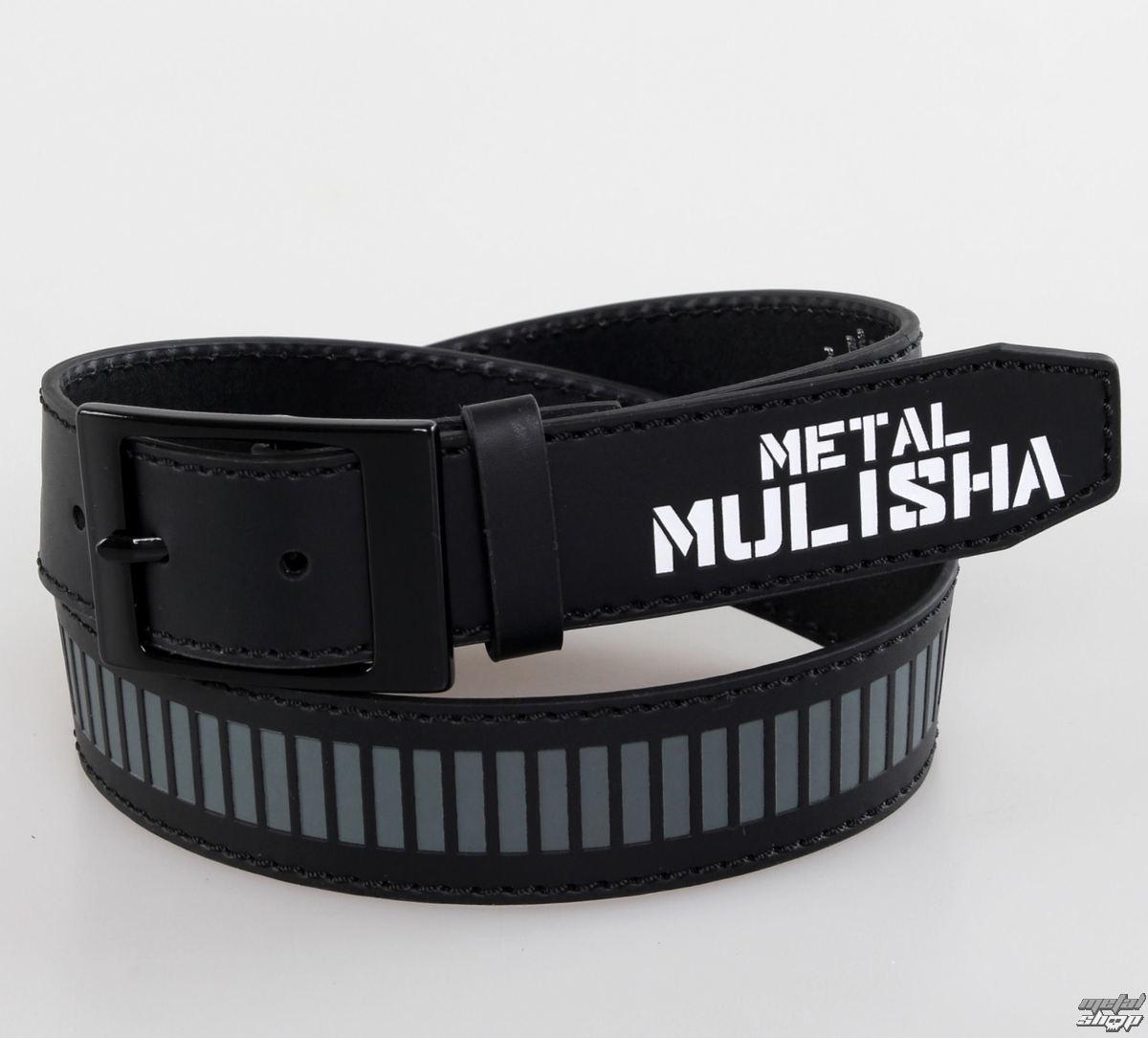 pásek METAL MULISHA - REGAIN - BLK