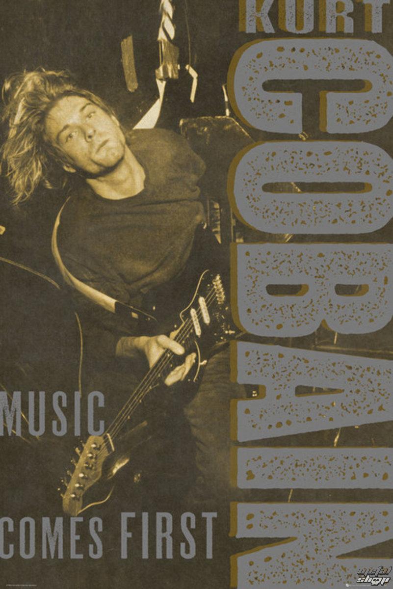 plakát Kurt Cobain - Rexroad - GB Posters - LP1836