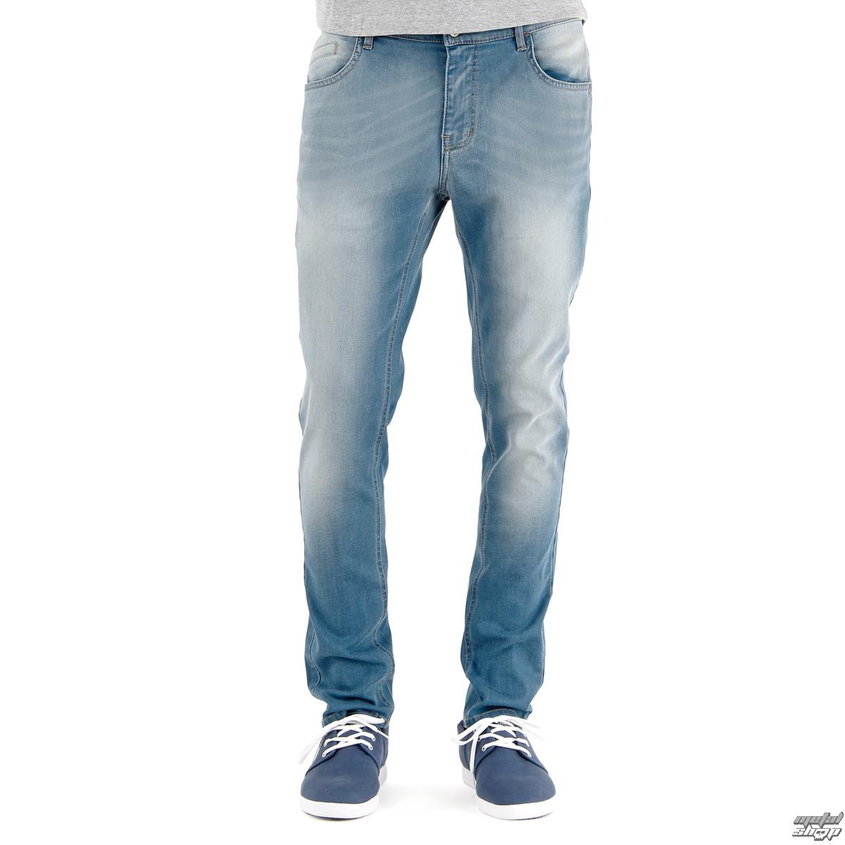 kalhoty pánské FUNSTORM - DECADE Jeans - 87 Light Scratched Used