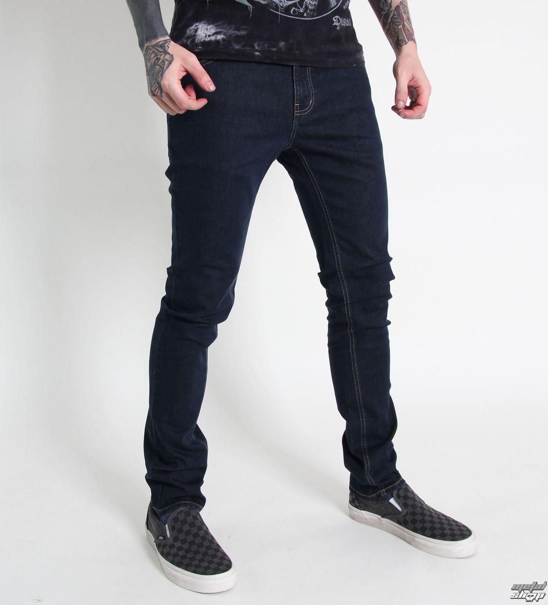 kalhoty pánské FUNSTORM - DECADE Jeans - 91 Dark Indigo