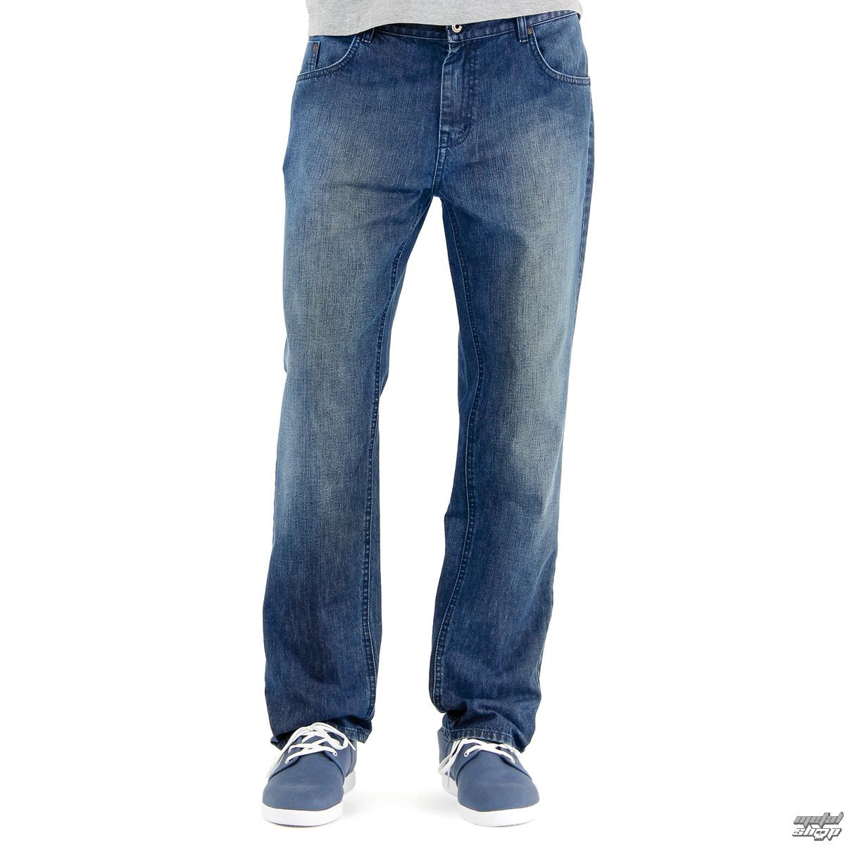 kalhoty pánské FUNSTORM - NOTH Jeans - 94 Indigo Used