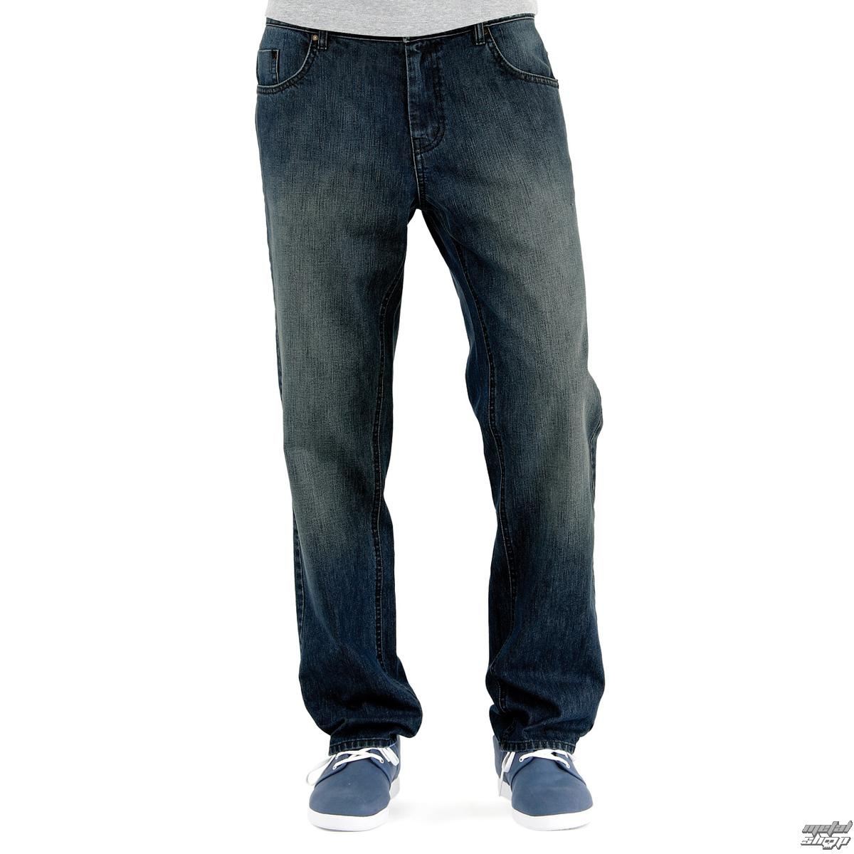 kalhoty pánské FUNSTORM - NOTH Jeans - 92 Dark Indigo Used