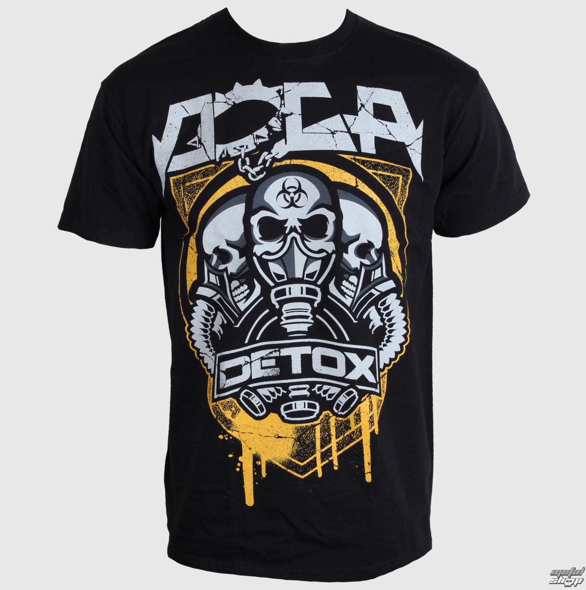 a2b4cae3cb0 tričko pánské Doga - Detox - D003 - metalshop.cz