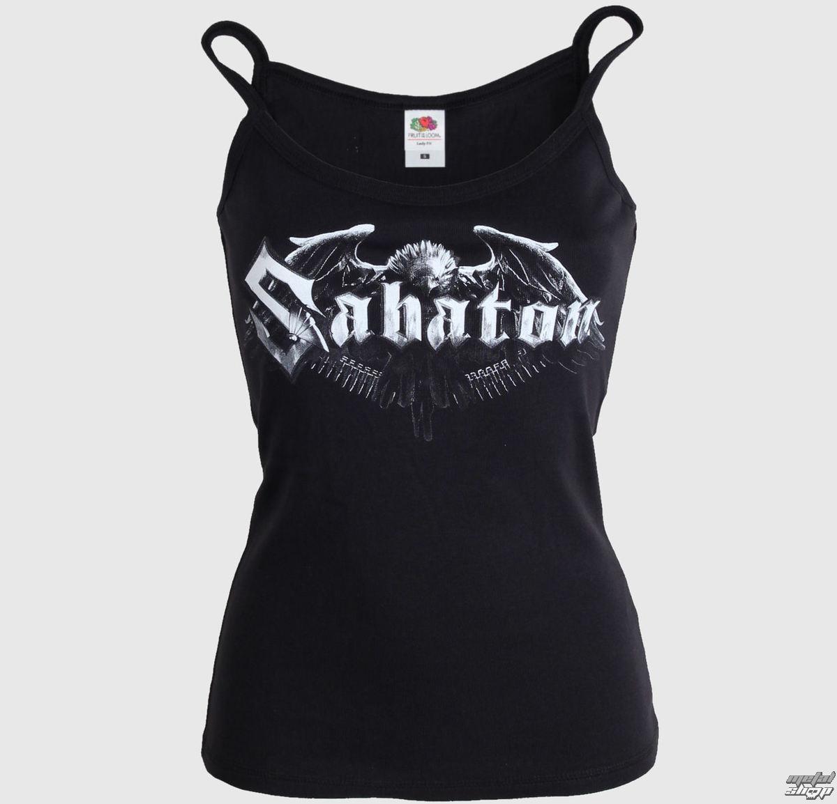tílko dámské Sabaton - Eagle Logo - NUCLEAR BLAST - 23939