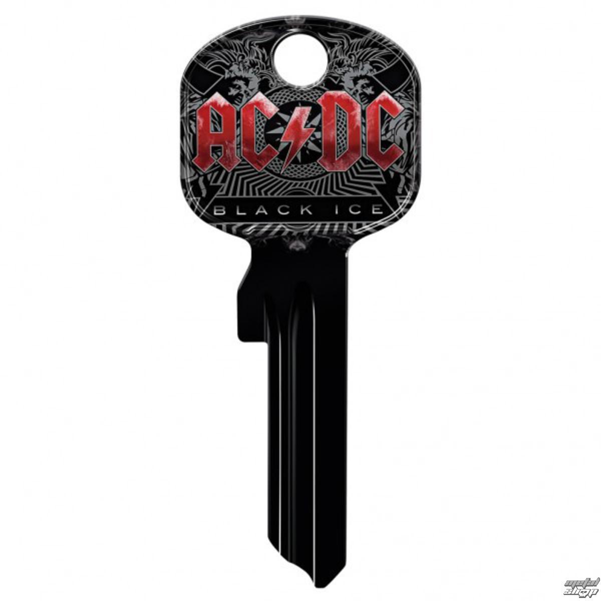 kl�� do z�mku AC/DC - Black Ice - F.B.I.- 4010120