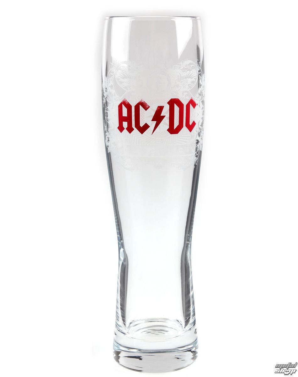 sklenice AC/DC - F.B.I. - 1010190