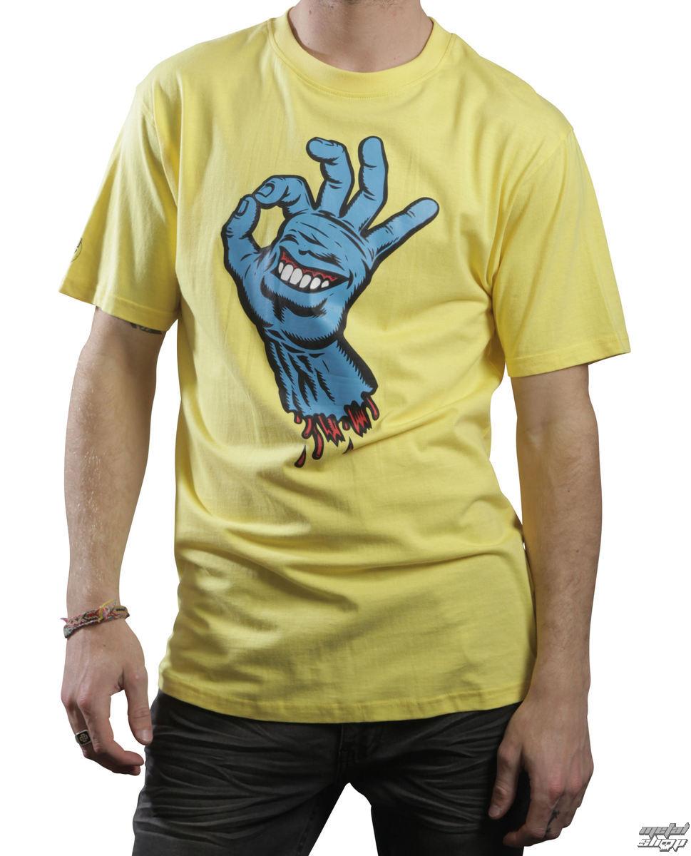 triďż˝ko pďż˝nskďż˝ SANTA CRUZ - OK Hand - Banana - SCTSOK