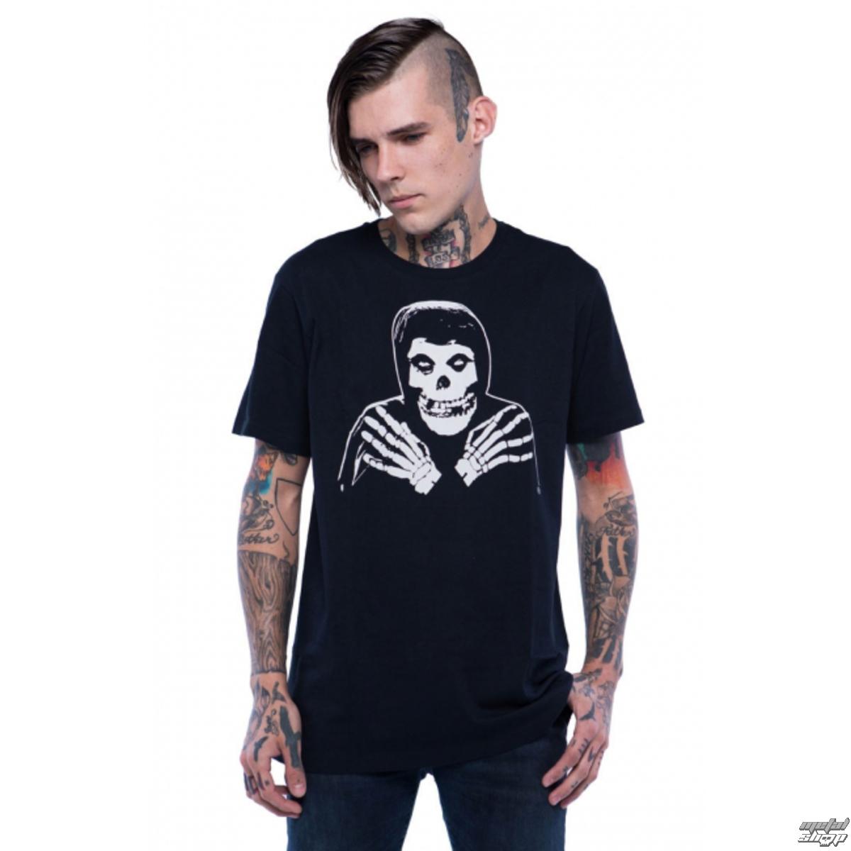 tričko pánské IRON FIST - Misfits - Black - IFMSST008