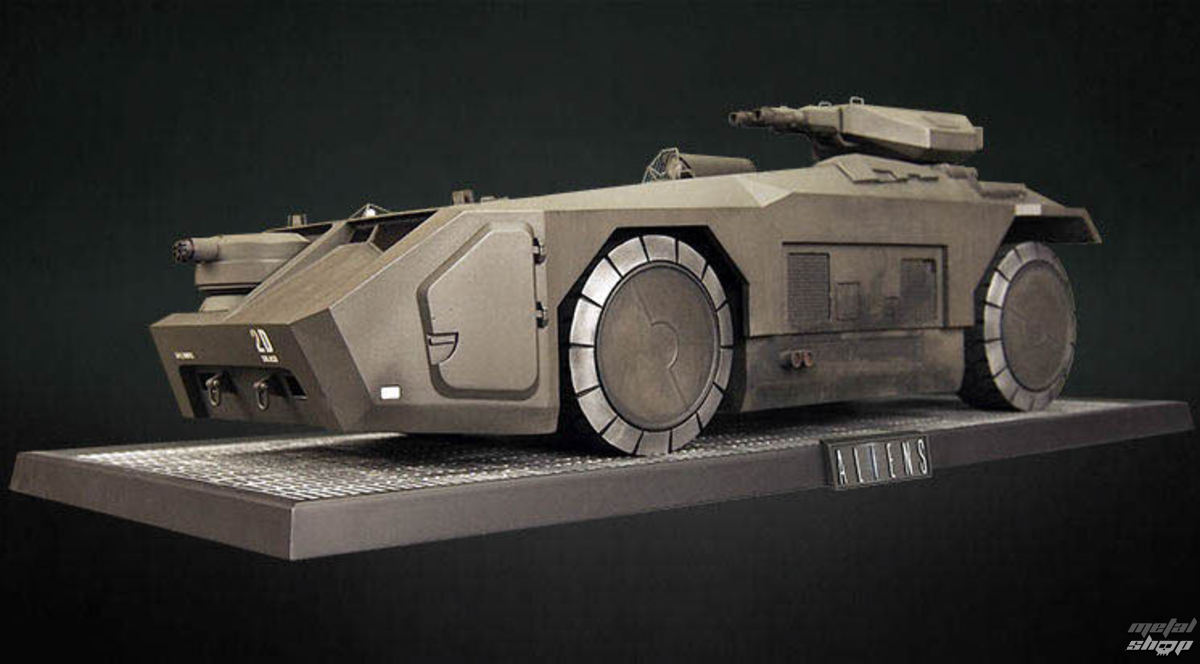 dekorace (model tanku) Alien - Armored Personnel Carrier - HCG9308