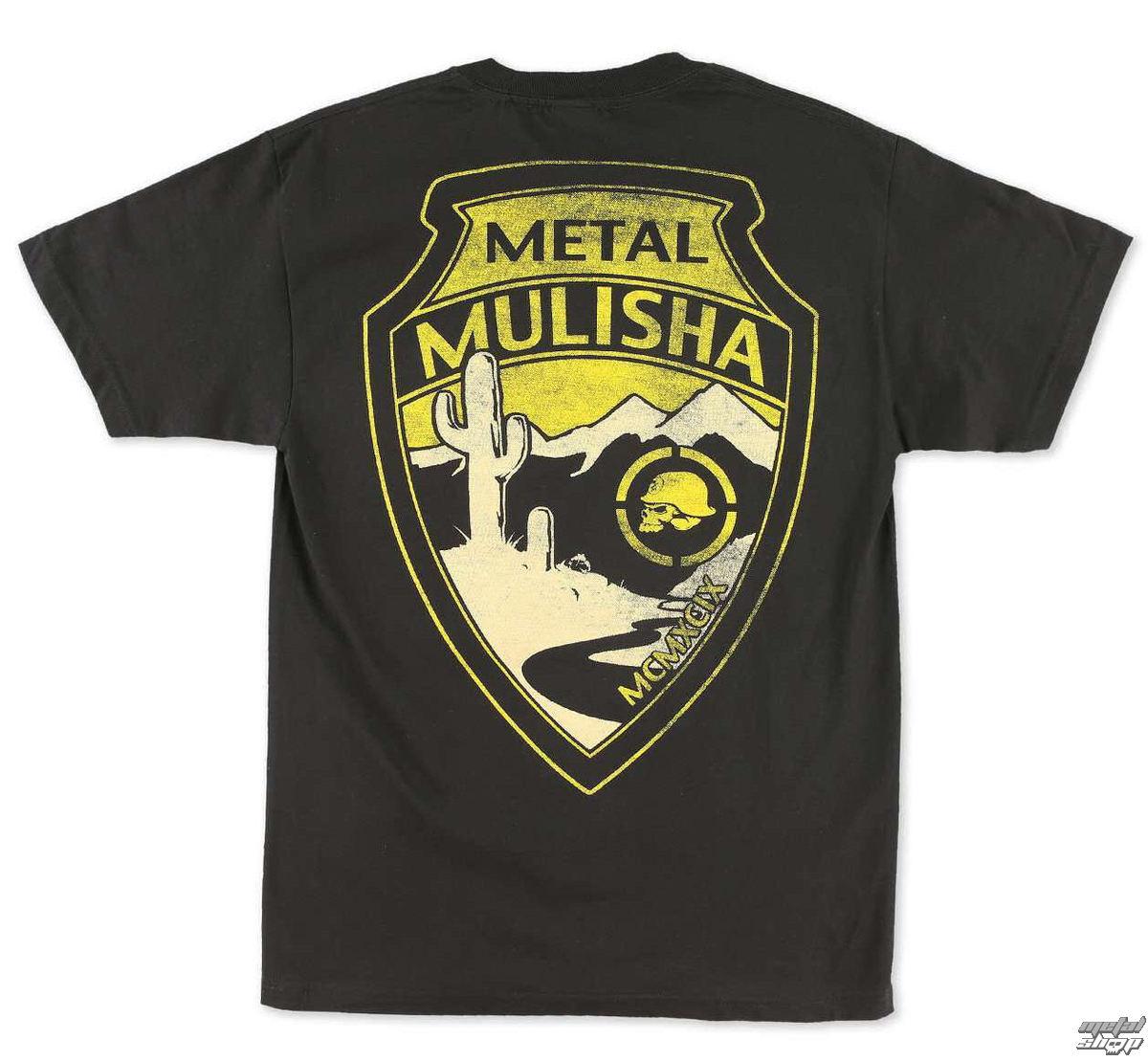 tričko pánské METAL MULISHA - Ranger - BLK