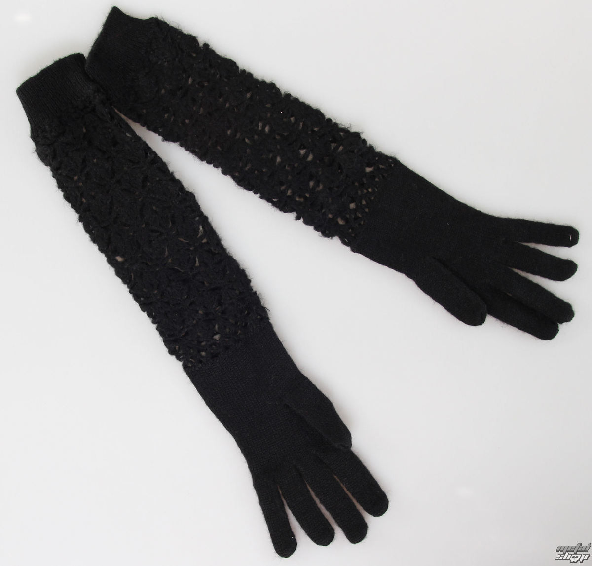 rukavice QUEEN OF DARKNESS - Black - AGL1-240-09