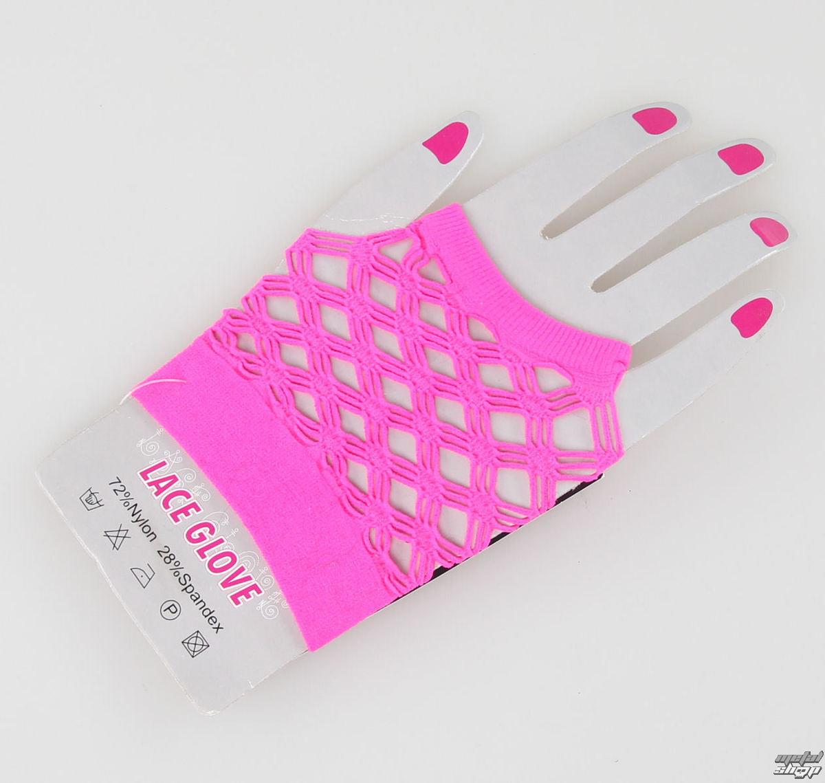 rukavice bezprsté - Pink - AGL1-029-05