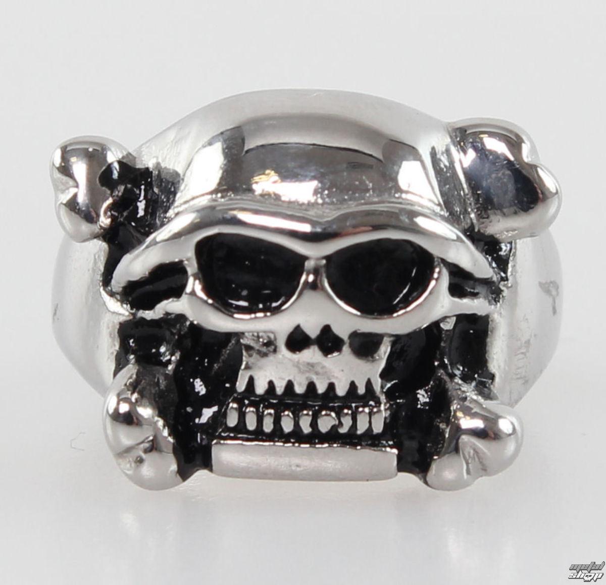 prsten Skull - NS041