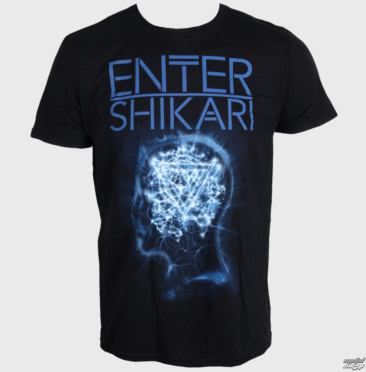 tričko pánské Enter Shikari - Mindsweep - LIVE NATION - PE11940TS