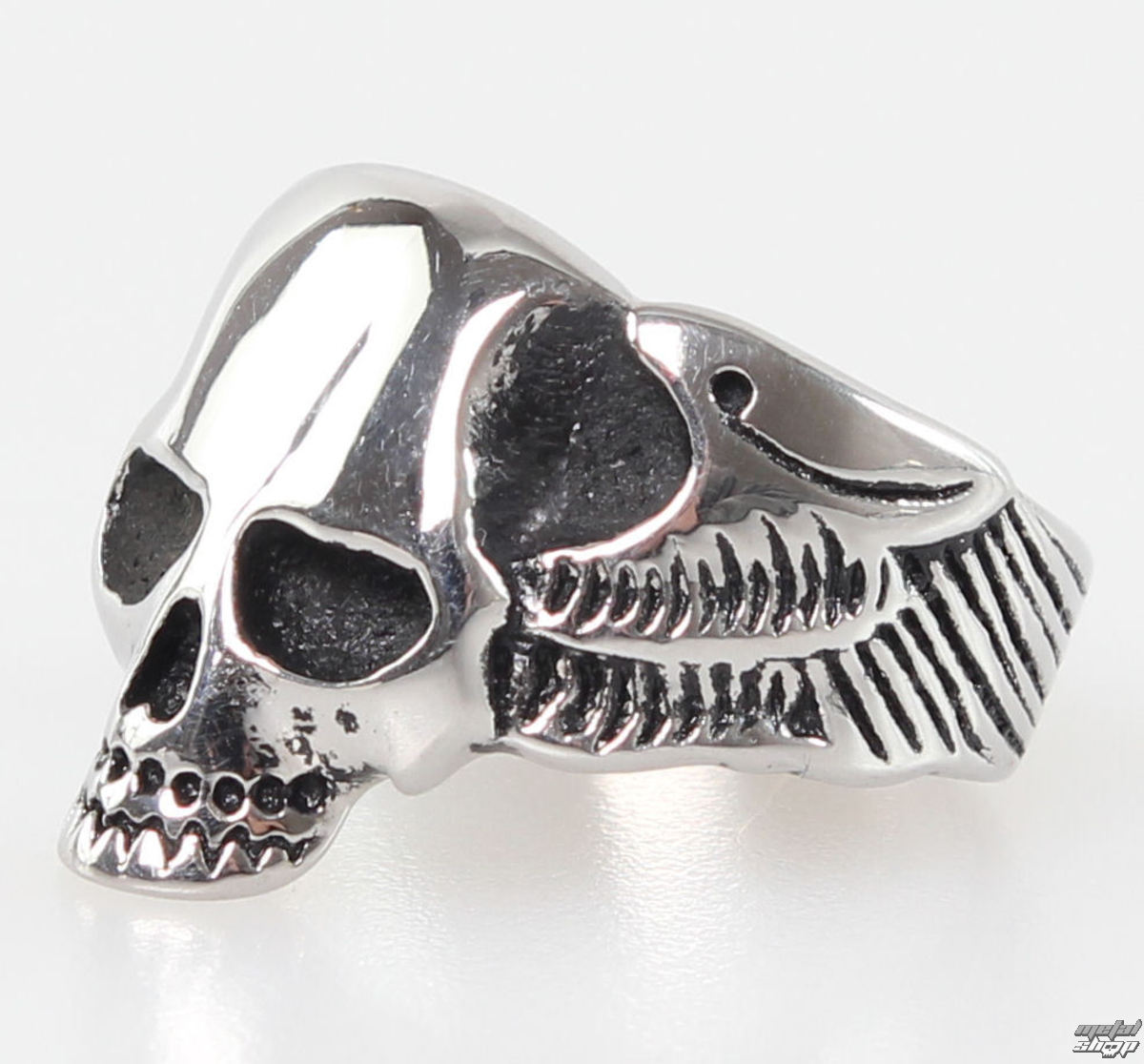 prsten Skull - R133
