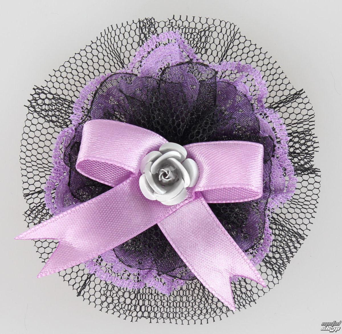 sponka do vlasů Purple - NS561
