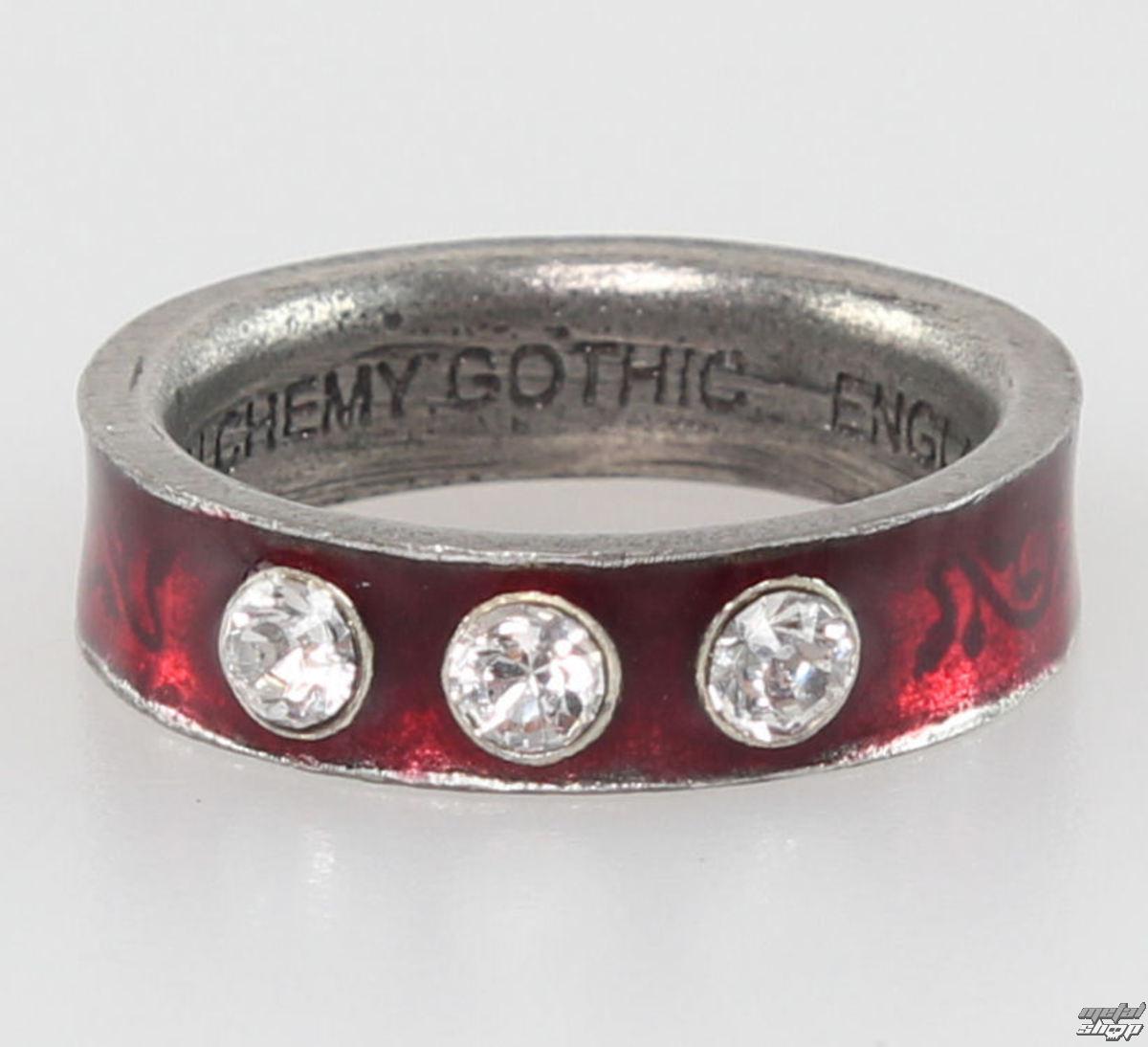 prsten ALCHEMY GOTHIC - R121