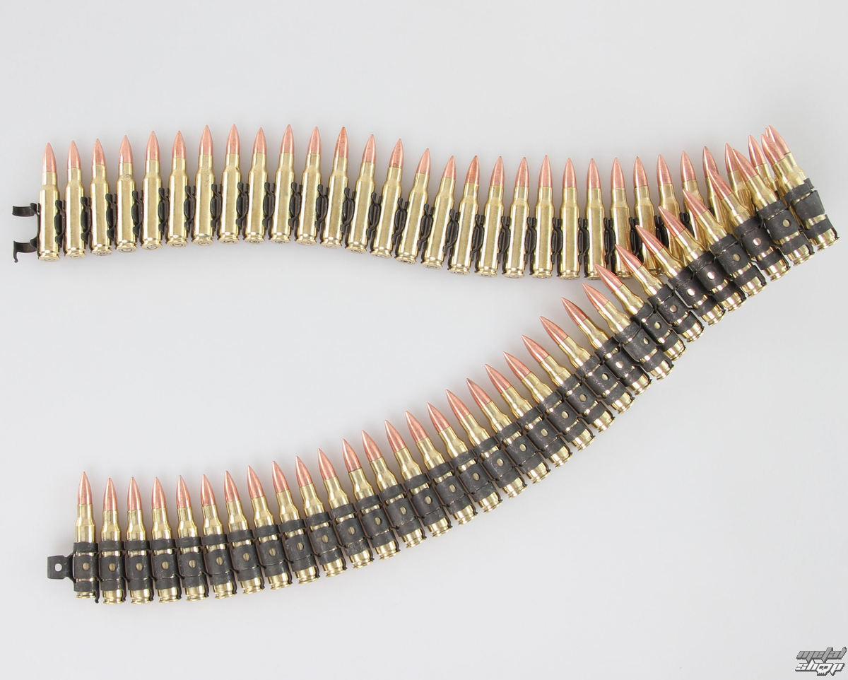 pásek BULLET 44 - Patron - GOLD - MAG003