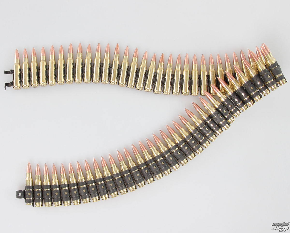 pásek BULLET 44 - Patron - GOLD - MAG001