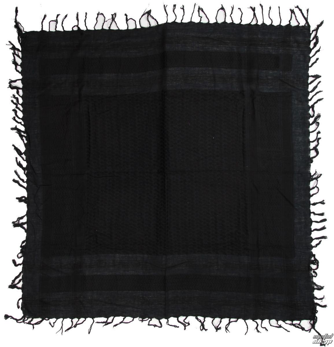 šátek ARAFAT - palestina - BLUE-BLACK
