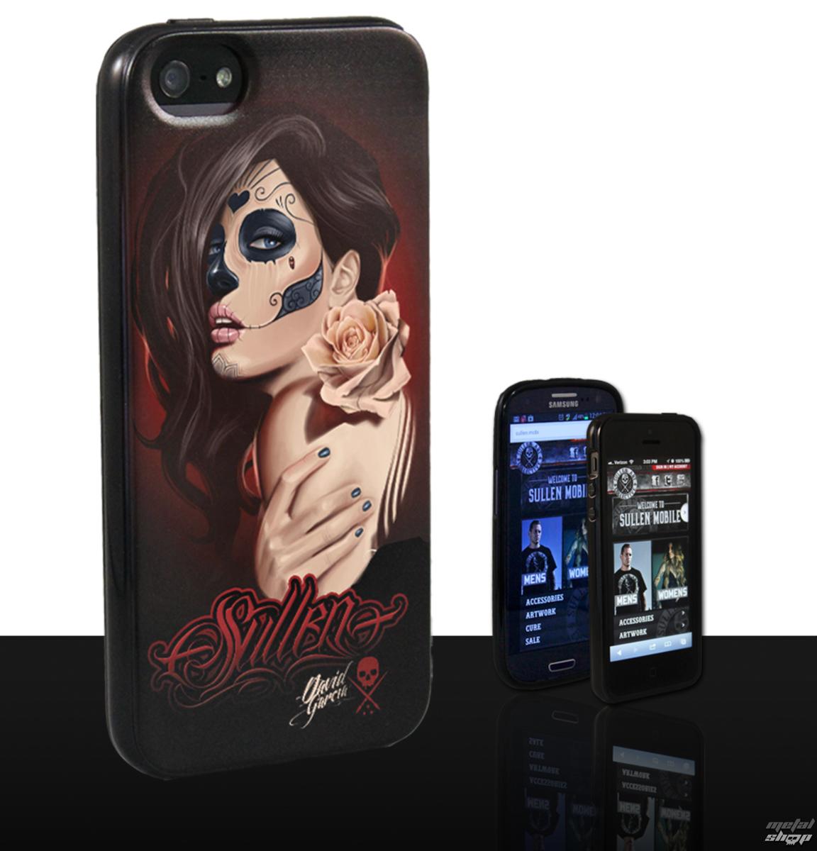 kryt na mobil SULLEN - Muerta Rose - GS4
