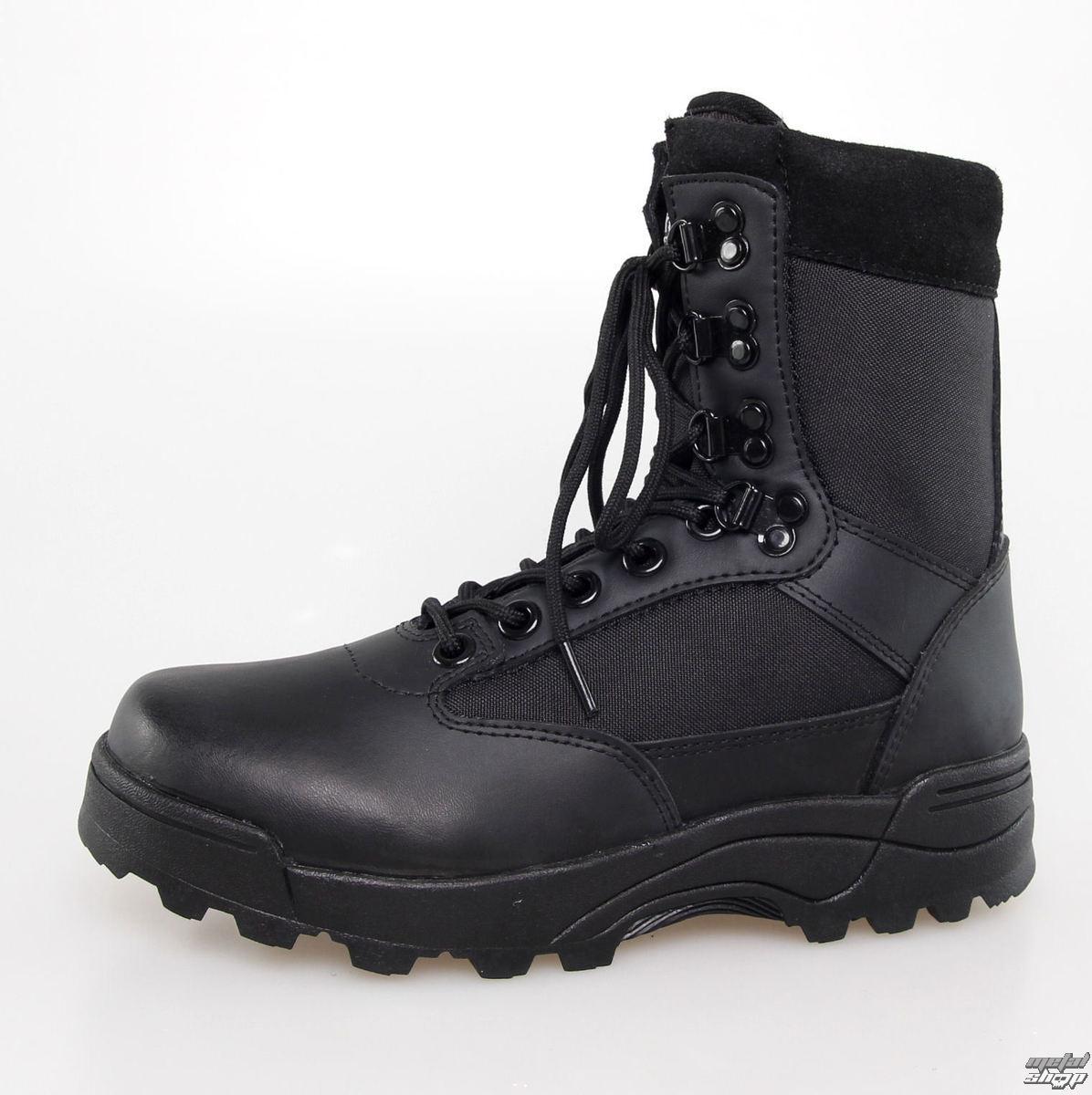 boty zimní BRANDIT - Tactical - Black - 9010/2