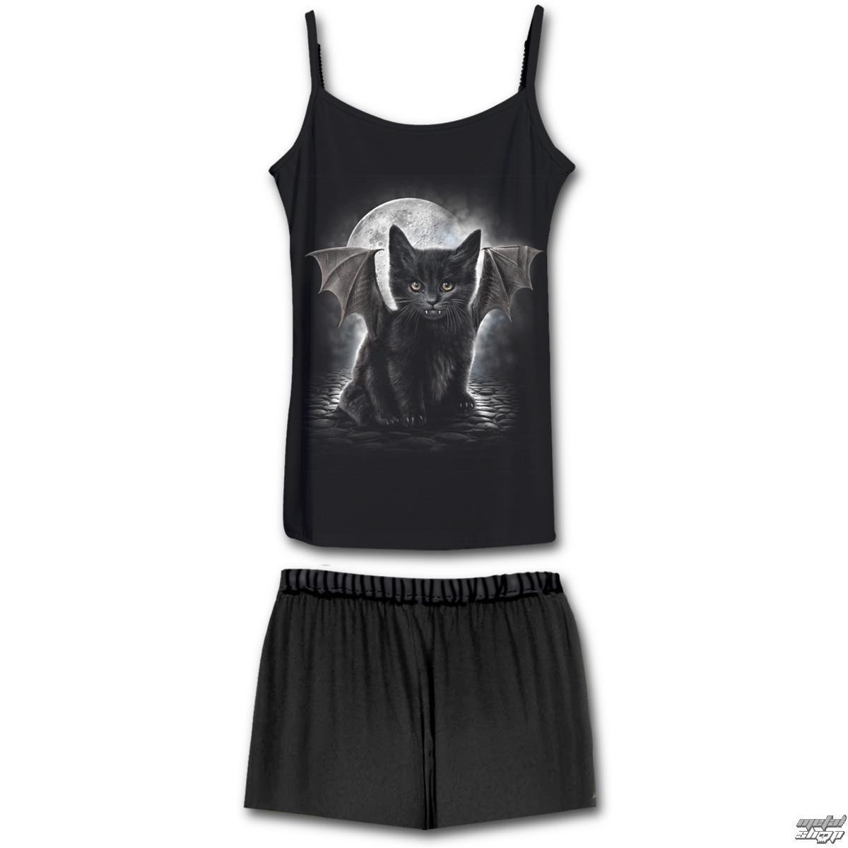 komplet na spaní dámský (pyžamo) SPIRAL - White Magic - F023G601