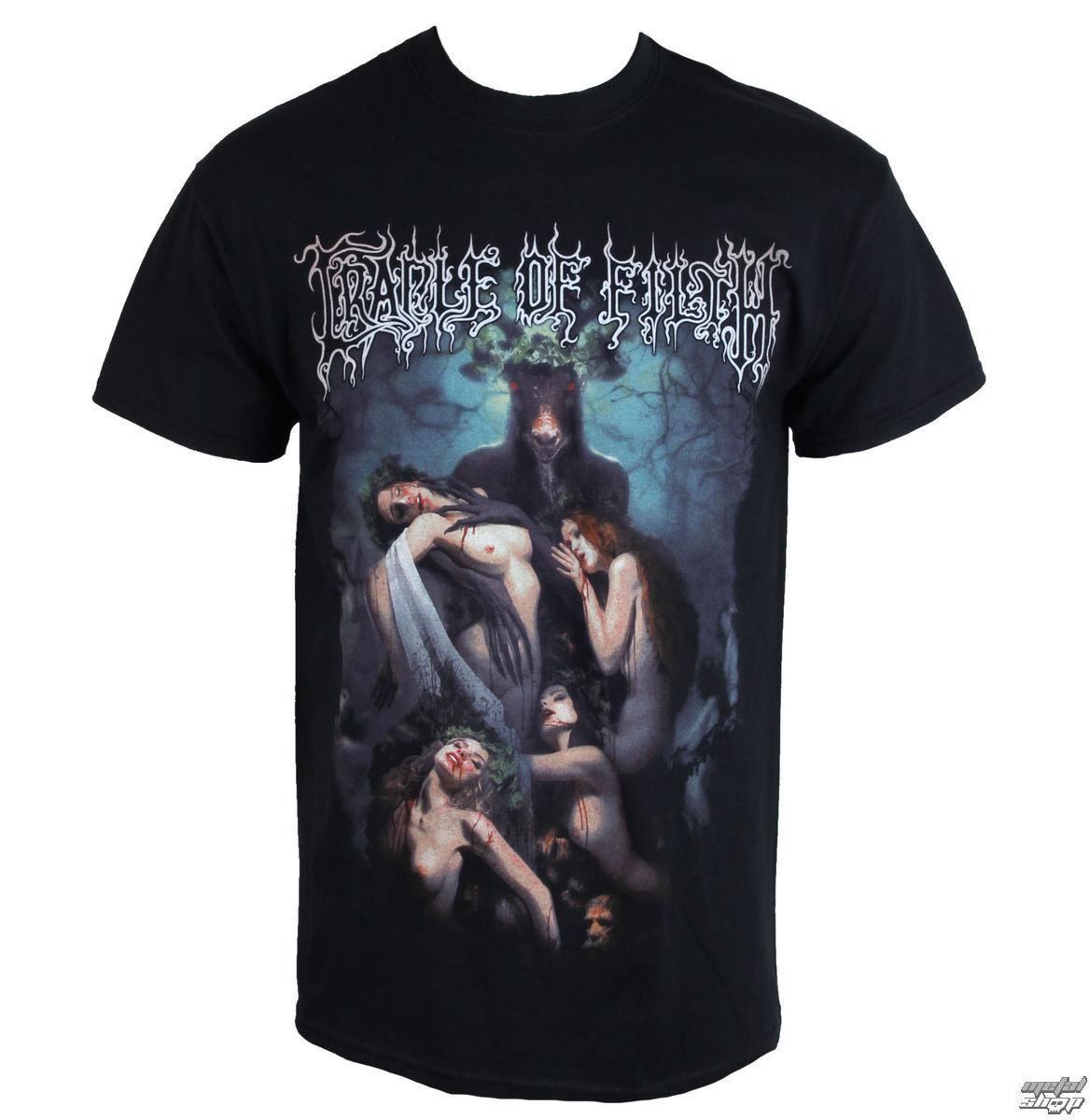 tričko pánské Cradle Of Filth - Hammer Of The Witches - RAZAMATAZ - ST1969