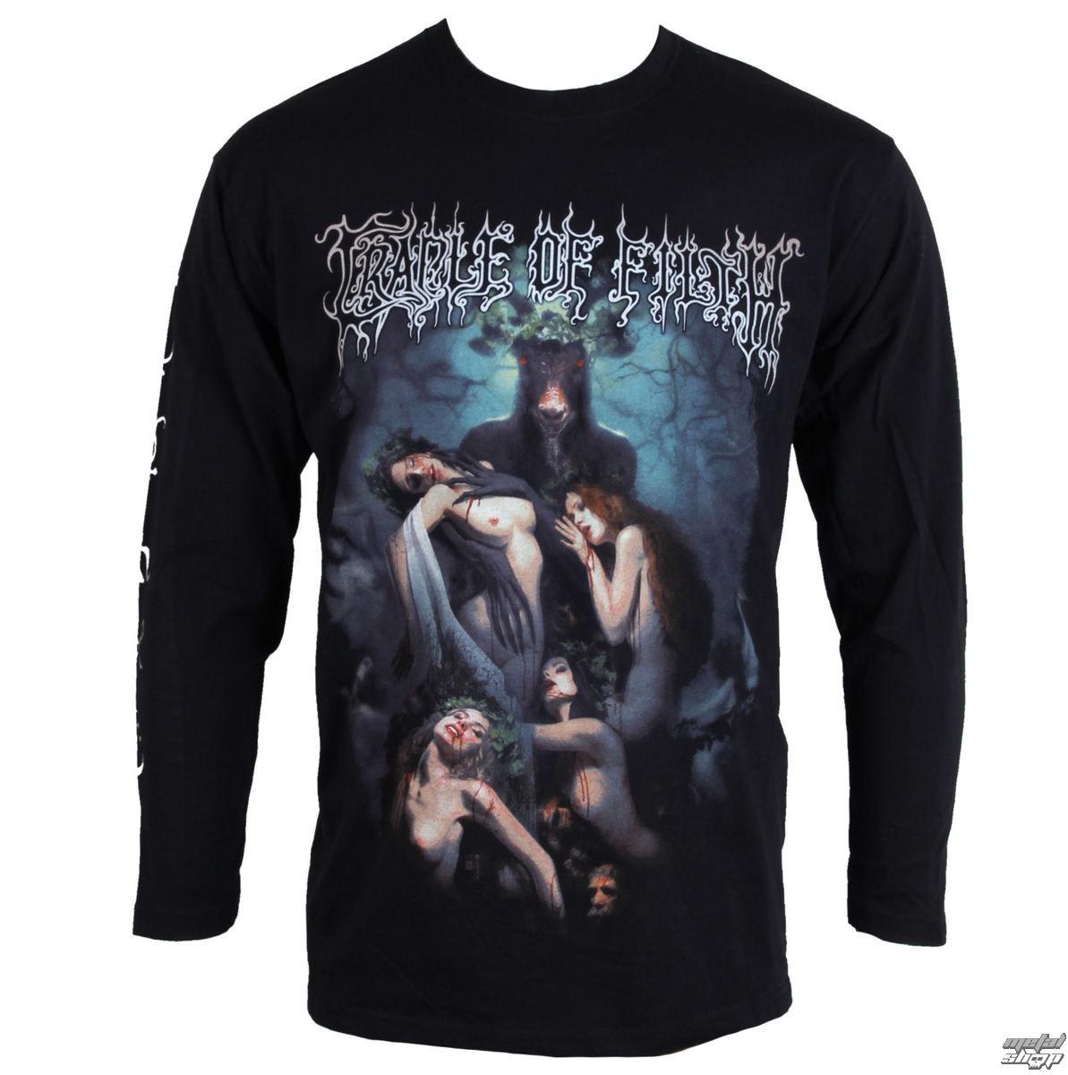 tričko pánské s dlouhým rukávem Cradle Of Filth - Hammer Of The Witches - RAZAMATAZ - CL1969