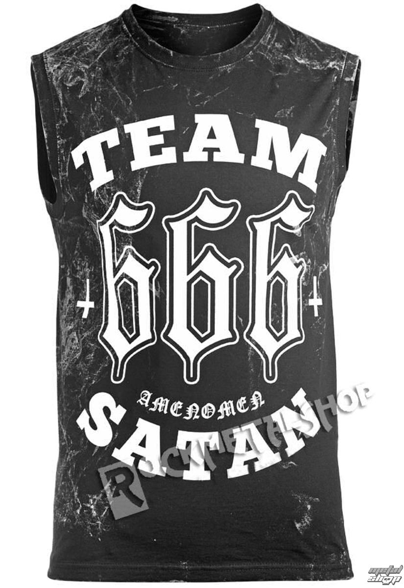 tílko AMENOMEN TEAM SATAN S