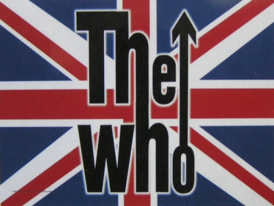 vlajka The Who - UK