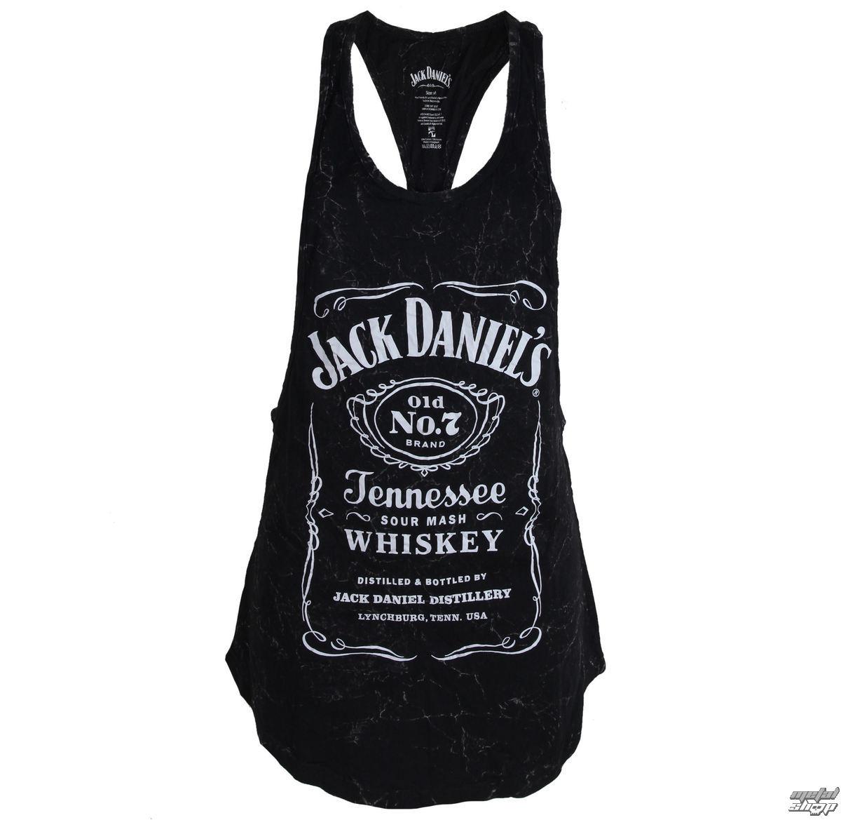 tílko dámské Jack Daniels - TS240739JDS