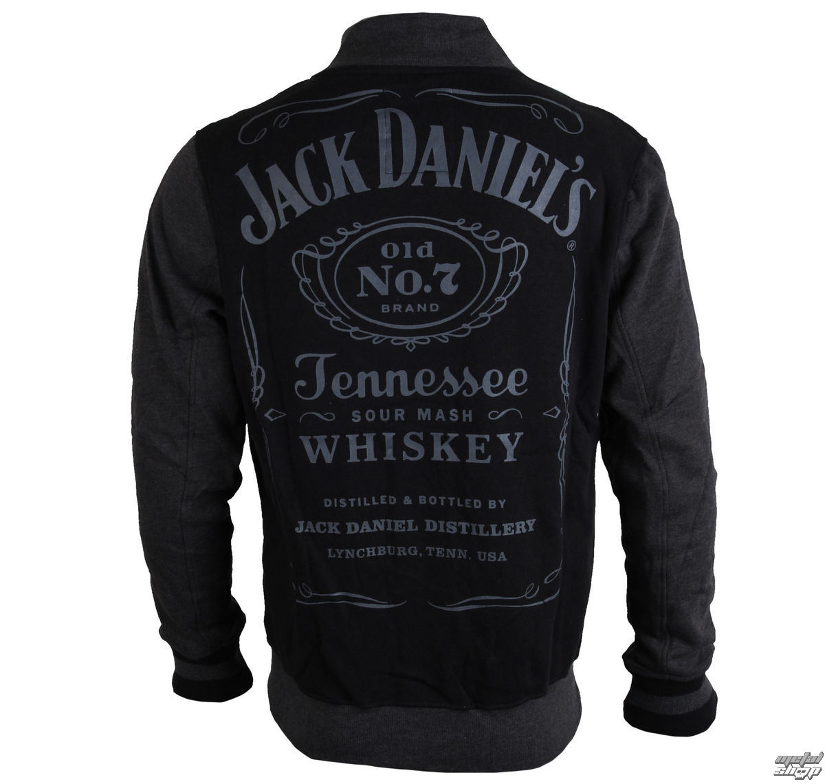 mikina pánská Jack Daniels - JK355633JDS