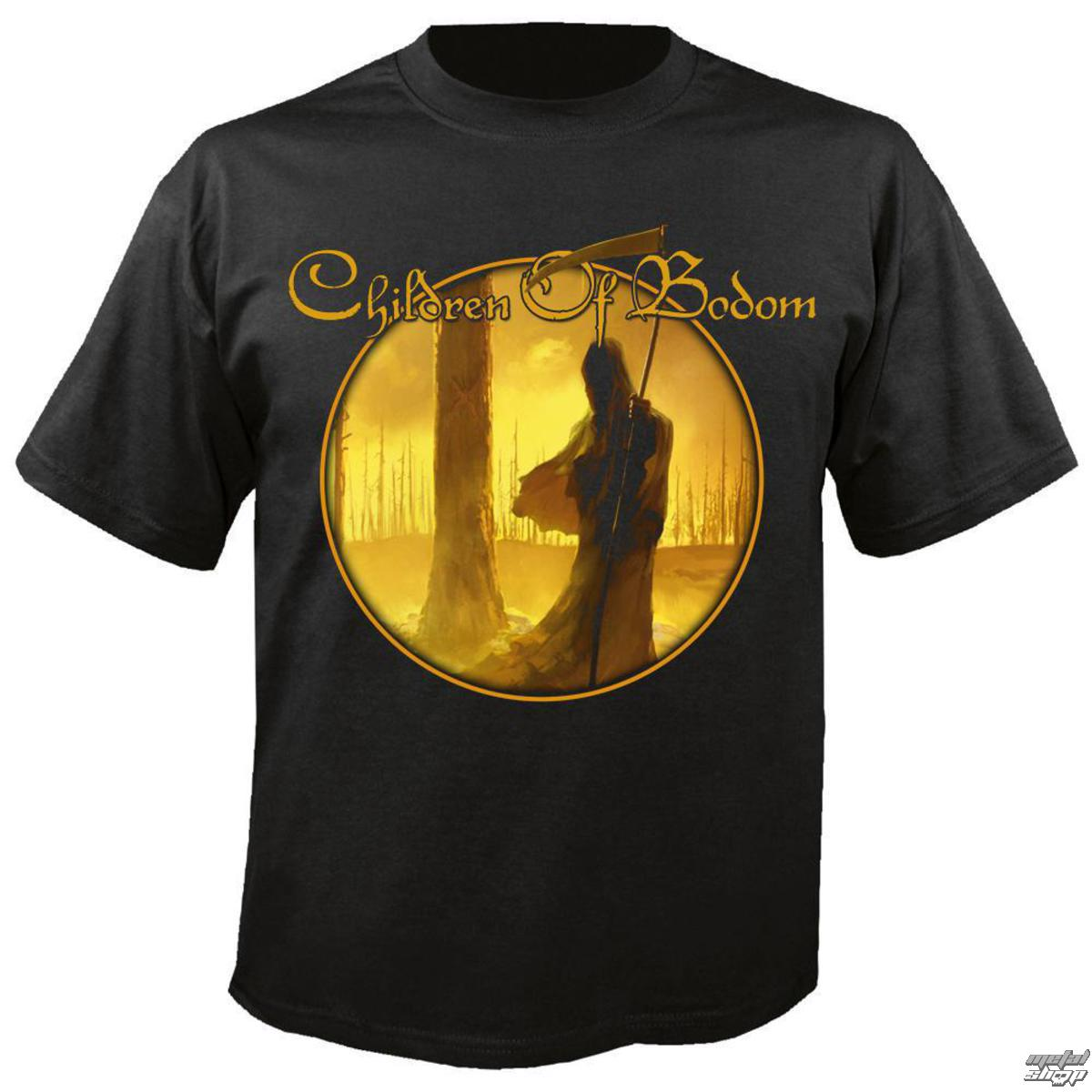 tričko pánské Children Of Bodom - I Worship Chaos - NUCLEAR BLAST - 2412_T-Shirt