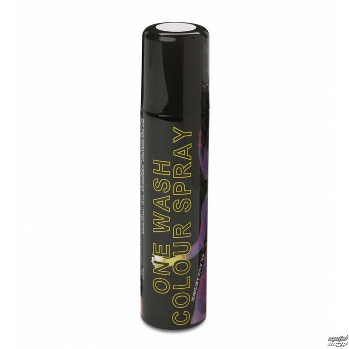 sprej na vlasy (barevný) STAR GAZER - Silver - SGS113