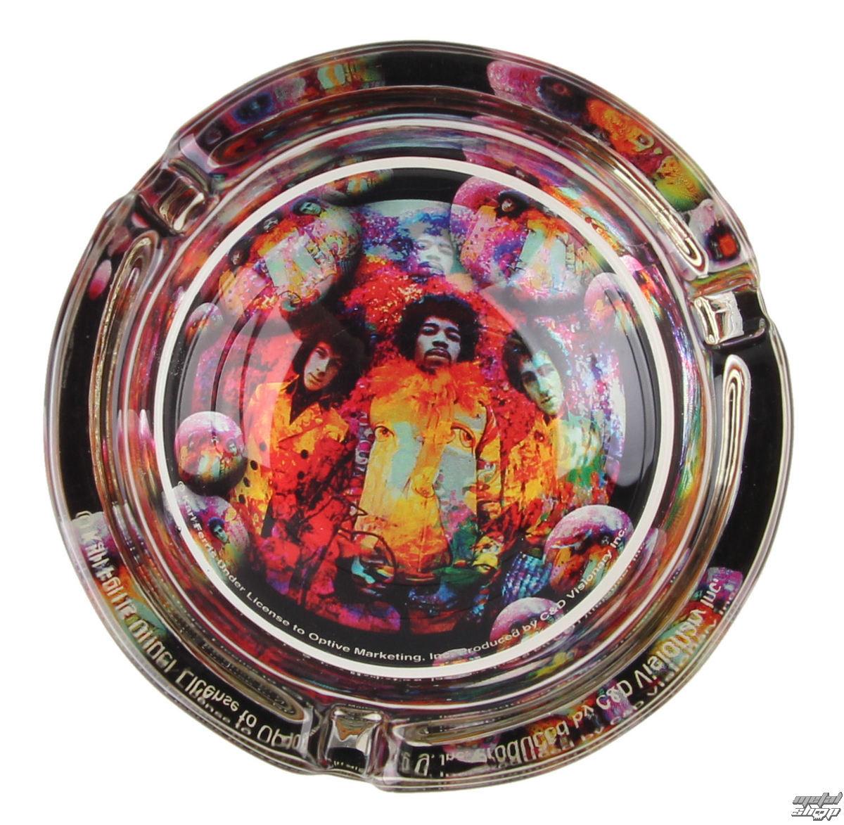 popelník Jimi Hendrix - Bubbles - AT-0192-G