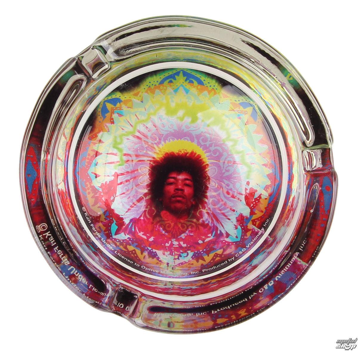 popelník Jimi Hendrix - Electric - AT-0193-G