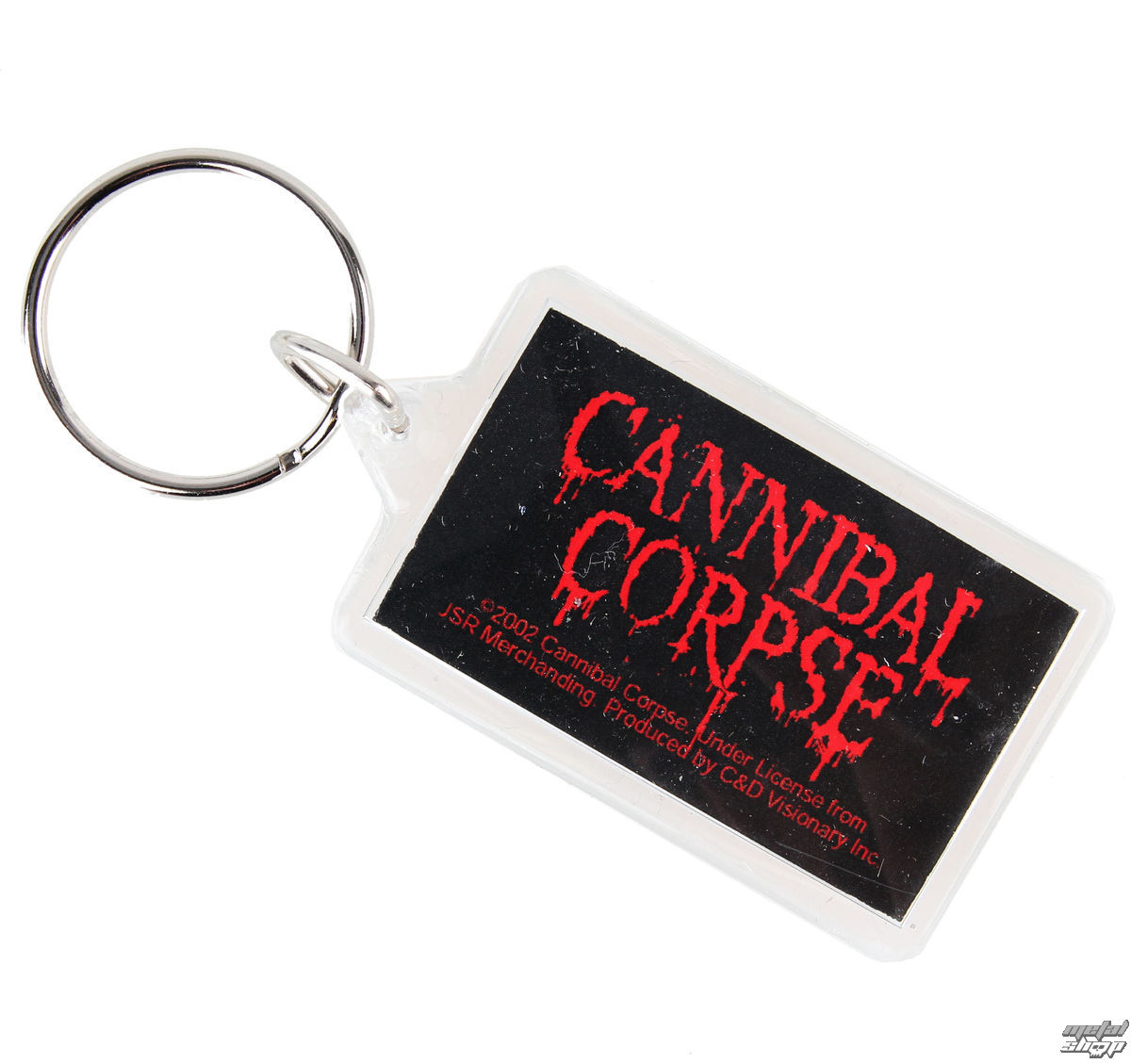 klíčenka (přívěšek) Cannibal Corpse - Logo - K-0353