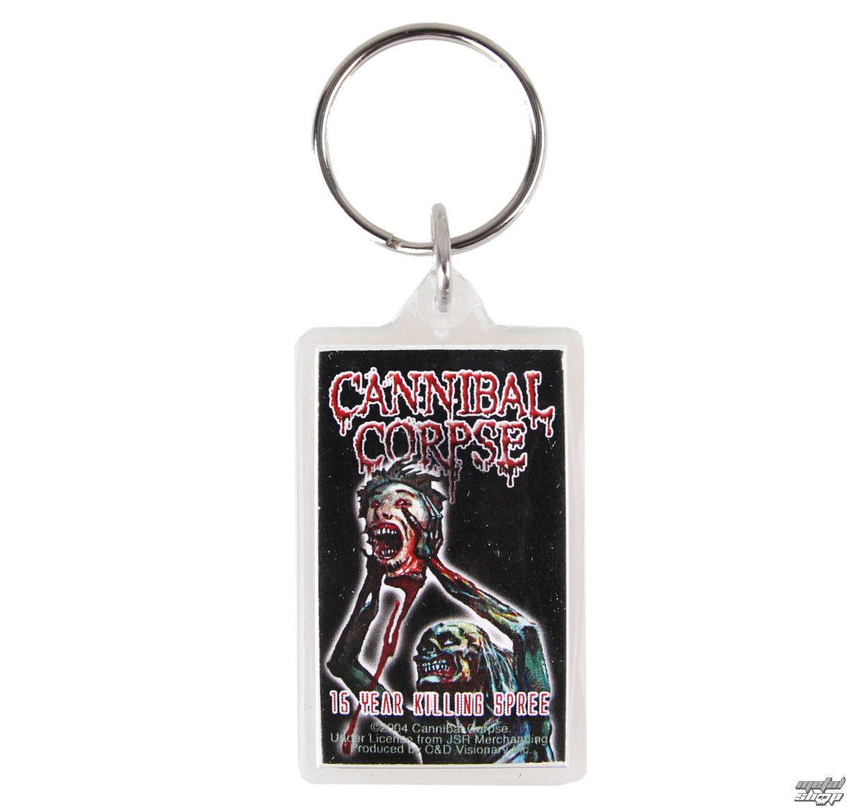 klíčenka (přívěšek) Cannibal Corpse - Spree - K-1025